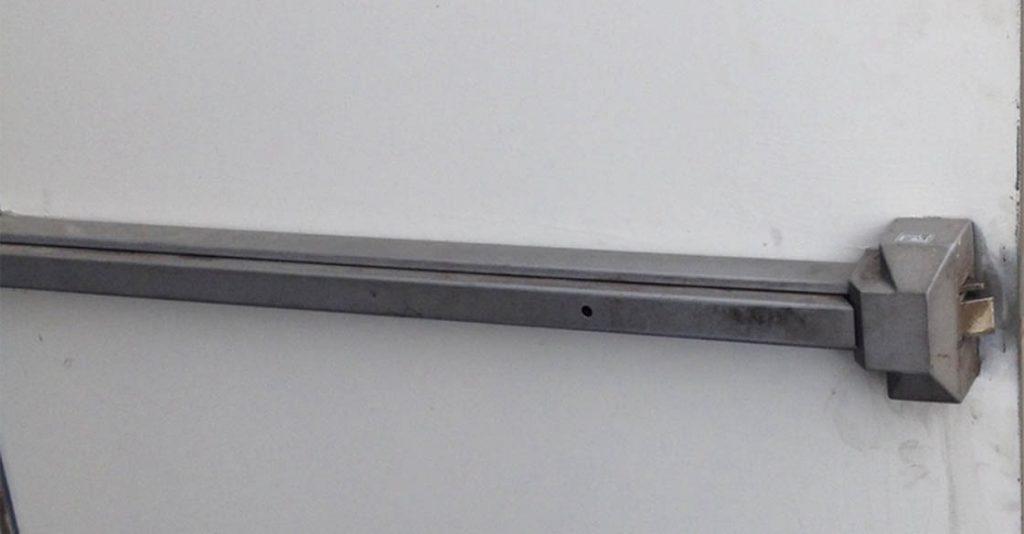 Push Bar Repair